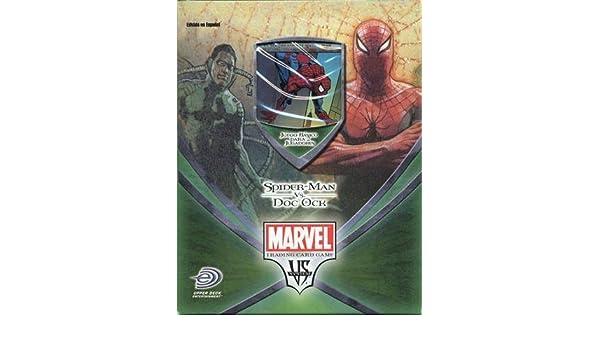 Amazon.com: Marvel Comics VS System Spider-man vs Doc Ock 2 ...