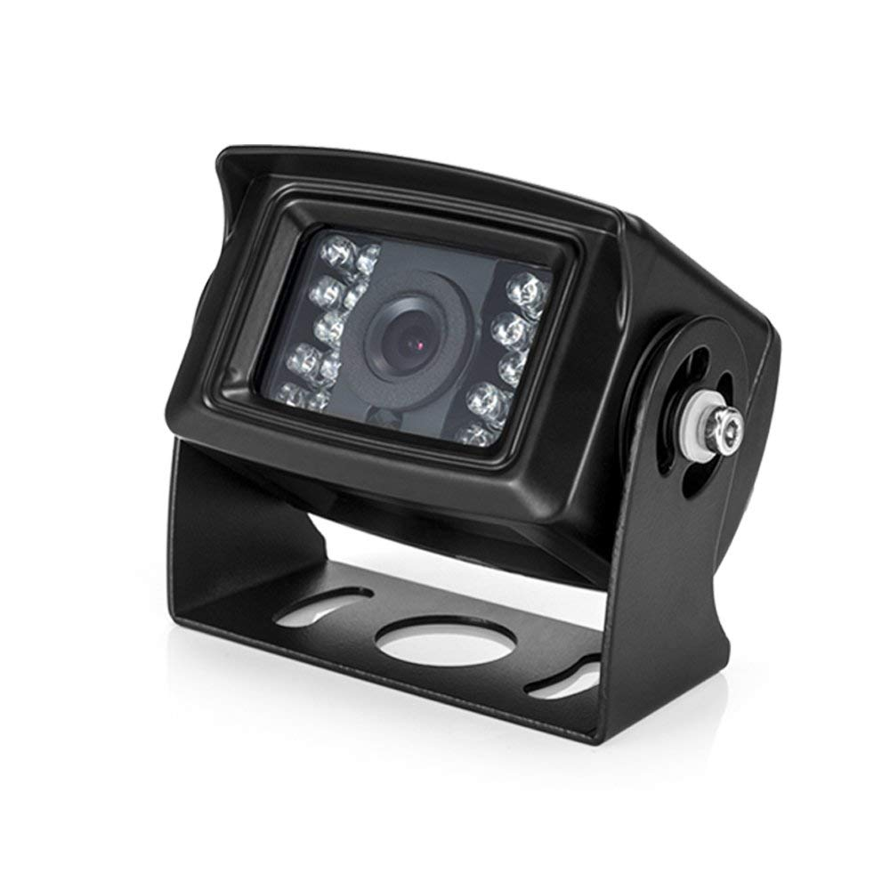 Replaced Backup Camera with 18 IR LED Lights