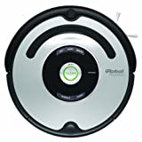 iRobot 560 Roomba Vacuuming Robot, Black and Silver Picture