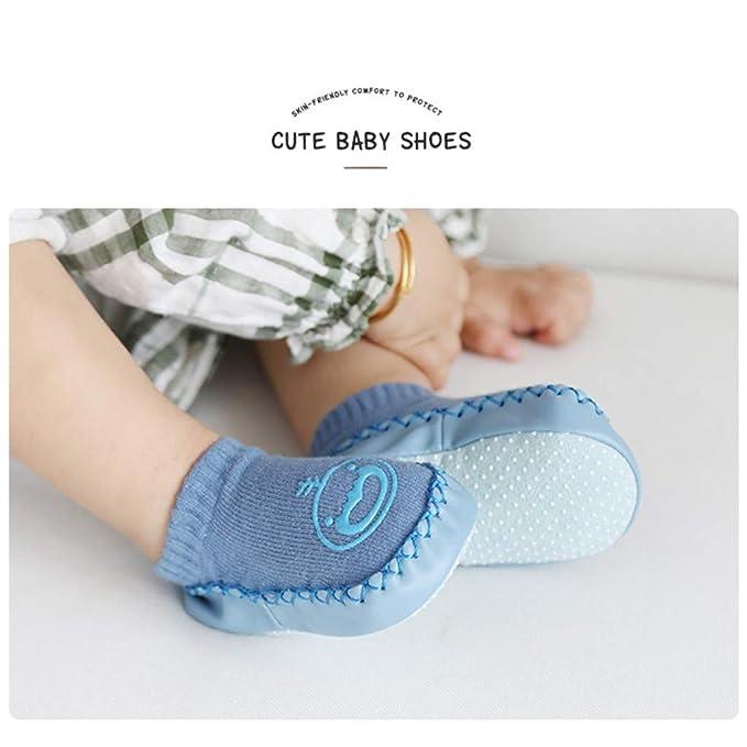 TianranRT Otoño e Invierno Nuevos Calcetines para bebés ...