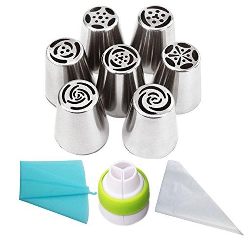 19pcs set Russian Piping Tips product image