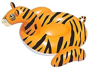 Swimline 90718 Giant Tiger Ride-On