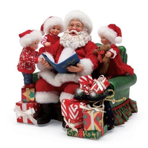 Department 56 Possible Dreams Santas Visit from St. Nick Figurine, 9