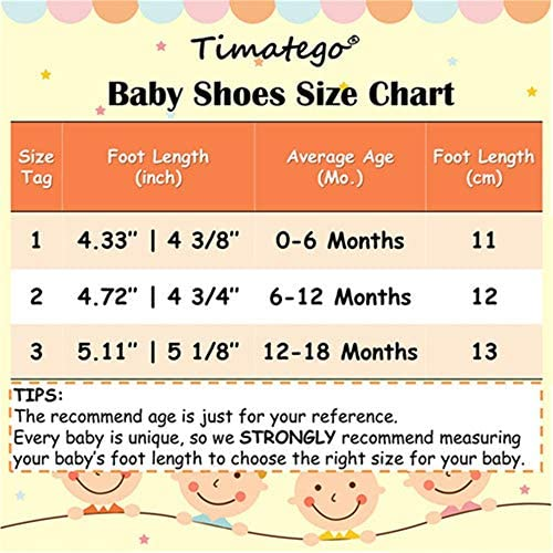 51IA2%2B9NJiL. AC - TIMATEGO Infant Baby Boys Girls Summer Sandals Soft Sole Anti-Slip Newborn Toddler First Walkers Crib Athletic Shoes(0-18 Months)