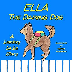 Ella The Daring Dog