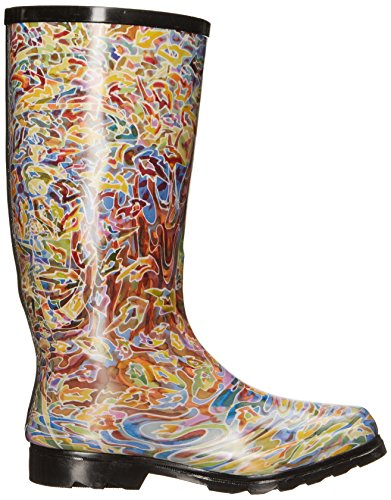 Women's Country Rain Boot Nomad Puddles Autumn Iii gwP7O