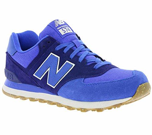 New Balance Ml574sea, Sneakers Basses Homme Bleu