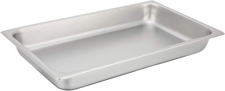 Winco 2-1/2-Inch Pan, Full