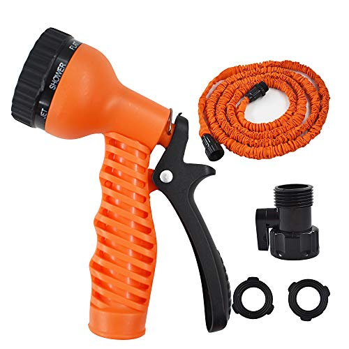 Autoparts Expandable Garden Water Hoses 25 50 75 100 Feet for Outdoor Lawn Car Watering Plants ect.