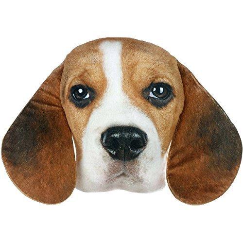Almar Beagle Plush Pillow 11'' x 13'' x 4''