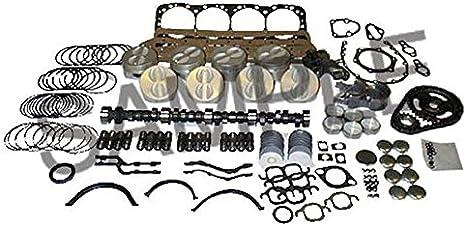Chevy 350 Vin Code K Truck TBI 1991-1995 Rering Kit