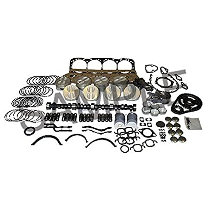 Amazon com: Chevy 350 Vin Code K Truck TBI 1991-1995 Engine