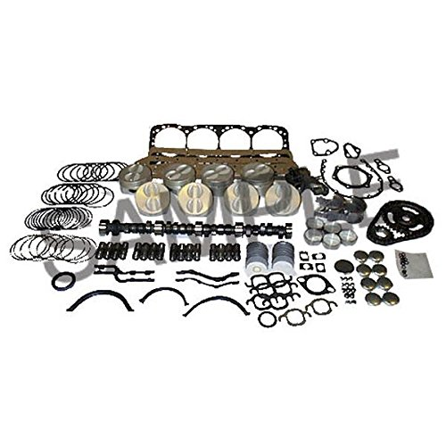 Amazon com: Chevy 350 Vin Code K Truck TBI 1991-1995 Engine Master
