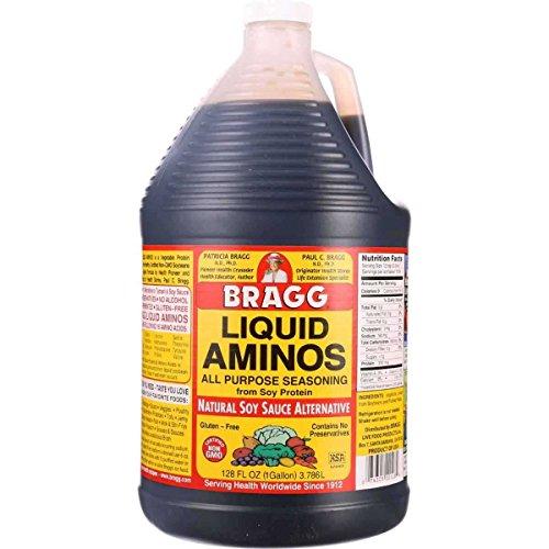 Bragg Liquid Aminos 1 Gallon Pack