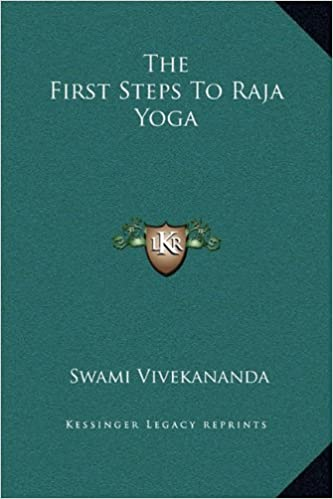 Book The First Steps To Raja Yoga