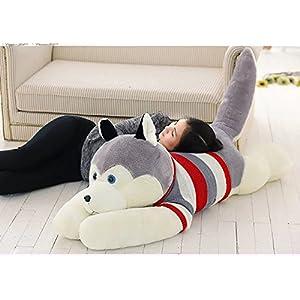 Chocozone Huge 85cm Husky Dog...