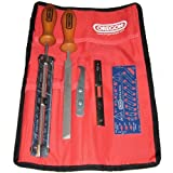 Oregon Chainsaw Sharpening Kit and Pouch - 11/64' 4.5mm
