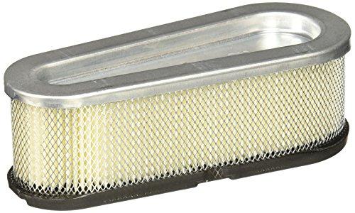 Briggs & Stratton 691667 Oval Air Filter Cartridge by Briggs & Stratton