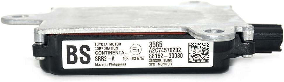 2015 Toyota Sienna XLE Left Right Blind SPOT Module 88162-08020 OEM 15 16 17