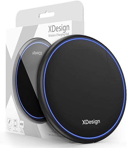 Amazon.com: Cargador inalámbrico XDesign 10 W compatible con ...