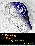 blender 3d - 3D Modeling in Blender - Tools, Tips and Tricks