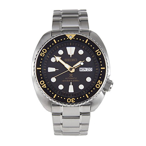Seiko Mens Prospex Diver Analog Sport Automatic JAPAN Watch (Imported) ()