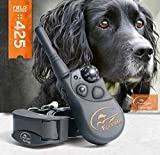 SportDOG Brand 425 Remote Trainers - 500 Yard Range E-Collar with Static, Vibrate and Tone - Waterproof, Rechargeable - Including New X-Series