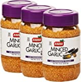 Badia Minced Garlic in Water 8 oz Pack of 3