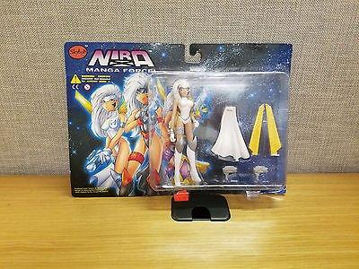 White Skybolt 1999 Nira X Manga Force 6 inch figure