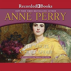 The Angel Court Affair Audiobook