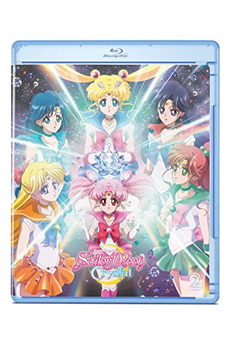 Sailor Moon Crystal Set 2 Standard Blu-ray Combo Pack