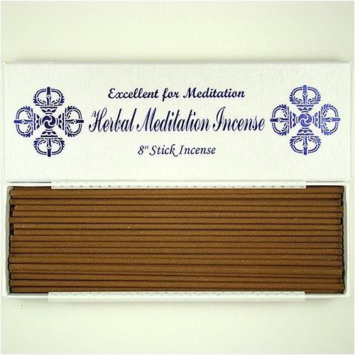 Herbal Meditation Incense - 8