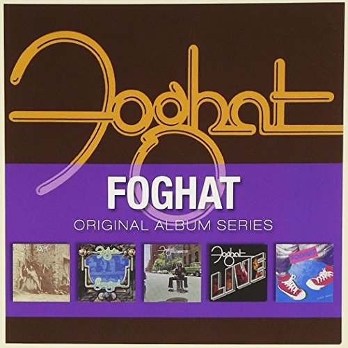 Foghat - Original Album Series:energized/foghat/fool For The City/live/tight Shoes - Zortam Music