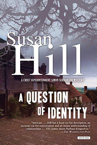 A Question of Identity: A Simon Serrailler Mystery