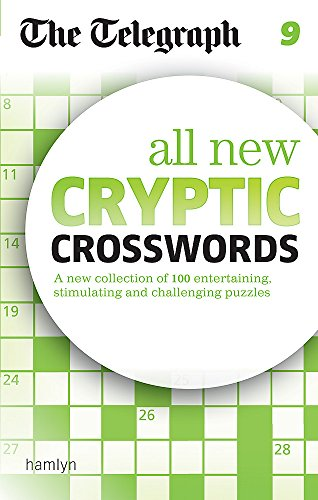 The Telegraph: All New Cryptic Crosswords 9 (Telegraph Puzzle Books)