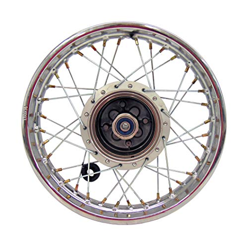 Rear 2002-UP Yamaha TTR125 TTR 125 Wheel Rim Hub Laced Complete Wheel 14 inch