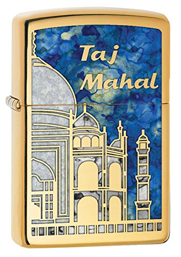 zippo-taj-mahal-high-polish-brass-pocket-lighter