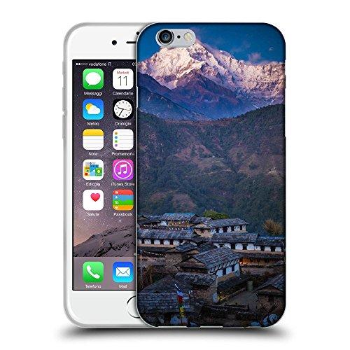 "Super Galaxy Schutz Hülle TPU Case Schutzhülle Silikon Tasche Dünn Transparent // F00002881 Himalaya Nepal // Apple iPhone 6 6S 6G PLUS 5.5"""