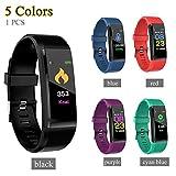 Amyove Bluetooth Smart Watch Smart Band Wristband Heart Rate Blood Pressure Monitor Fitness Tracker Bracelet