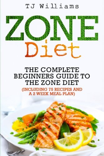 Zone Diet Ultimate Beginners recipes product image