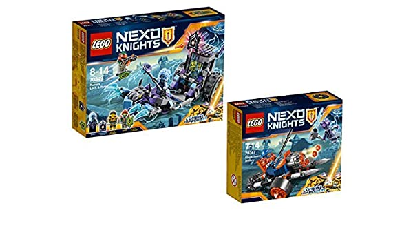 70347 Lego nexo Knights 70347 bike de la real guardia