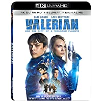 Deals on Valerian and the City of a Thousand Planets 4K UHD Digital