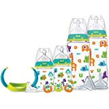 NUK Perfect Fit Baby Bottle Newborn Gift Set