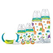 NUK Perfect Fit New Born Bottle Gift Set