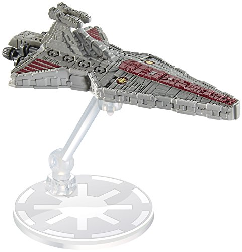 Hot Wheels Star Wars Rogue One Starship Republic Attack Cruiser (Republic Star Cruiser)