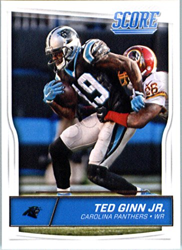 2016 Panini Score Football #46 Ted Ginn Jr. Carolina Panthers