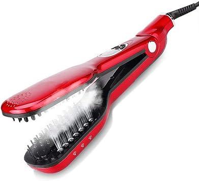 Plancha de Pelo Profesional Nuevo cepillo para alisar el cabello ...