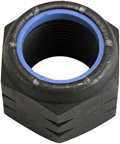Aggressive Hydraulics 4525012225 2-1//2-Inch Nylon Inserted Lock Nut