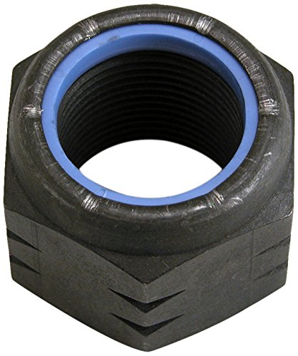 Aggressive Hydraulics 4525012225 2-1/2-Inch Nylon Inserted Lock Nut American Safety Razor