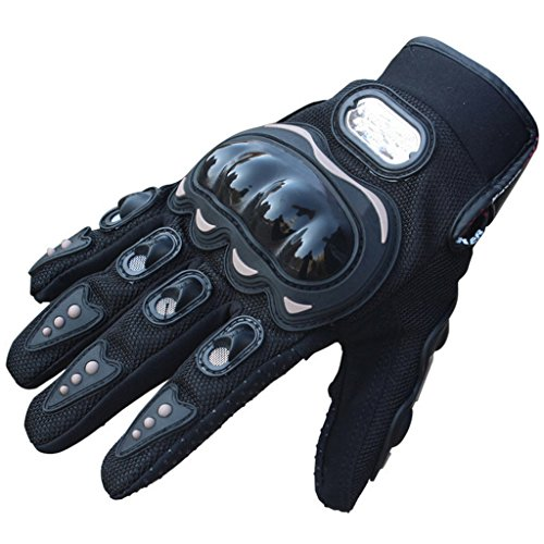Full Finger Gloves Racing Motorcycle Motorbike Motocross Cycling Bike M L XL